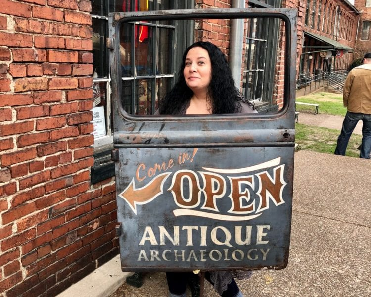 American Pickers Store, Nashville Tennessee