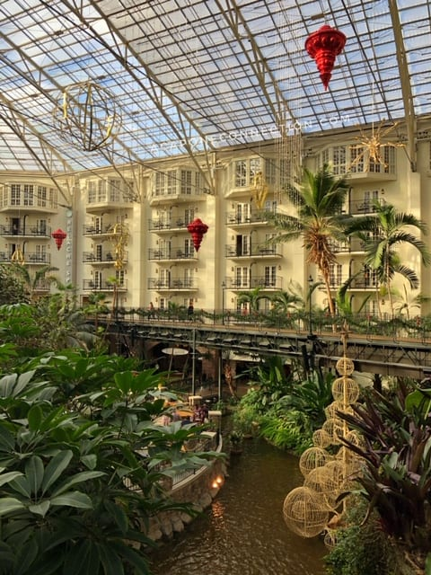 Gaylord Hotel Nashville Tennessee