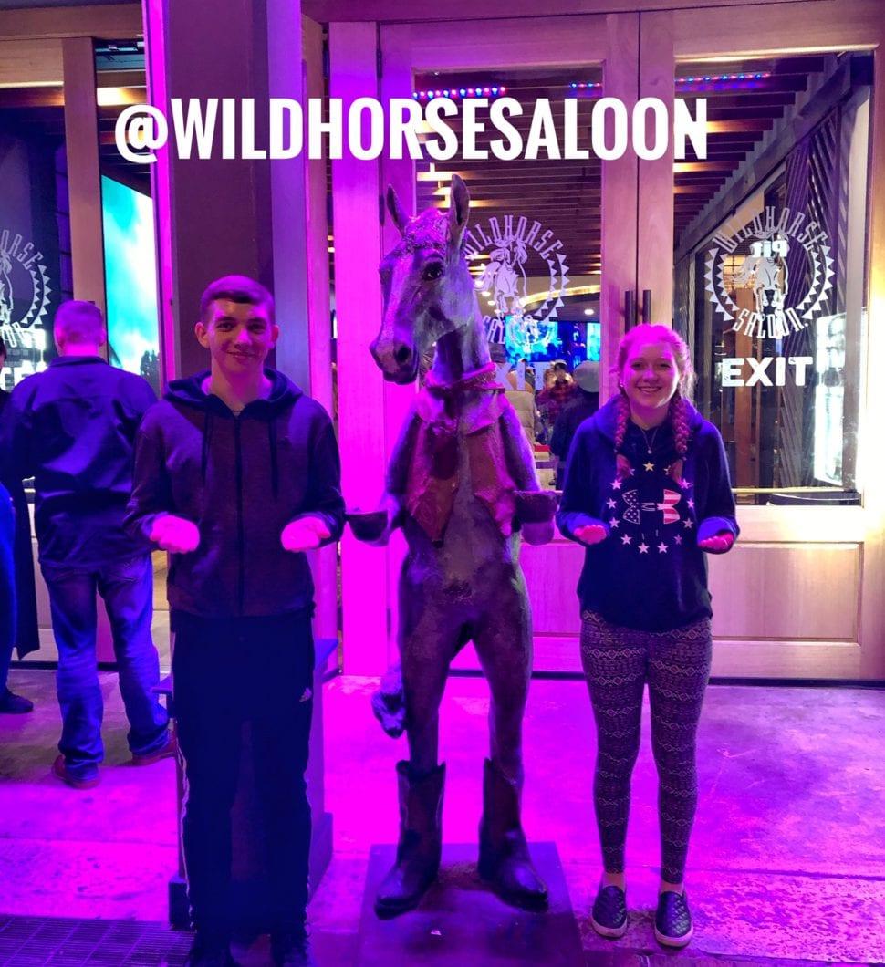 Wild Horse Saloon Nashville Tennessee