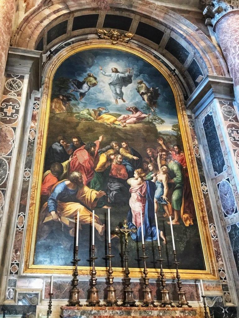Basilica Rome Virtual Tour