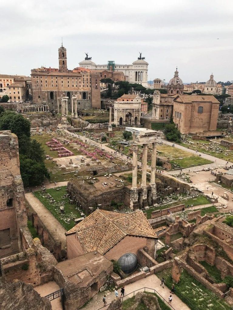 Rome Virtual Tour