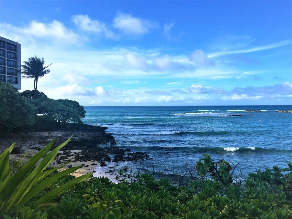 North Shore Hawaiian Island