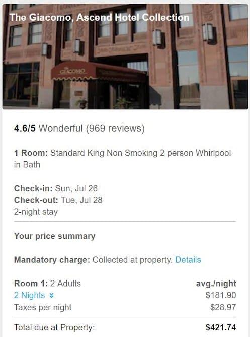 Things you need to know when finding a hotel