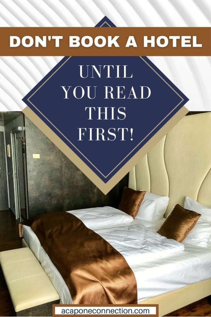 Don't Book a Hotel Until You Read this First