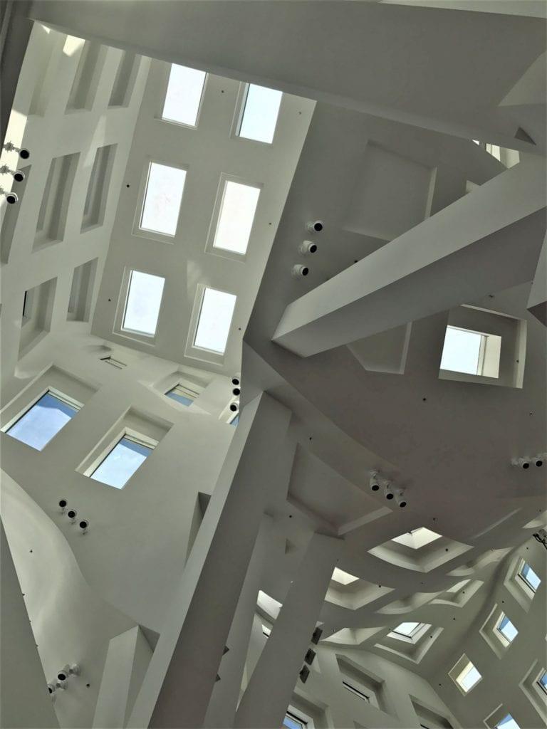 Las Vegas Frank Gehry Interior
