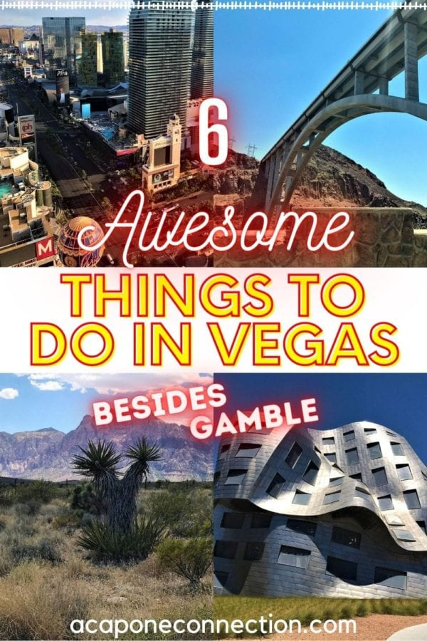 Things to do in Vegas