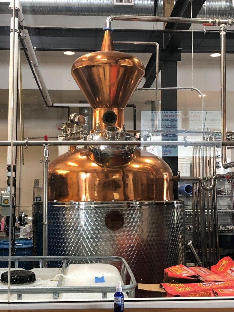 Virginia Beach Distillery Tour