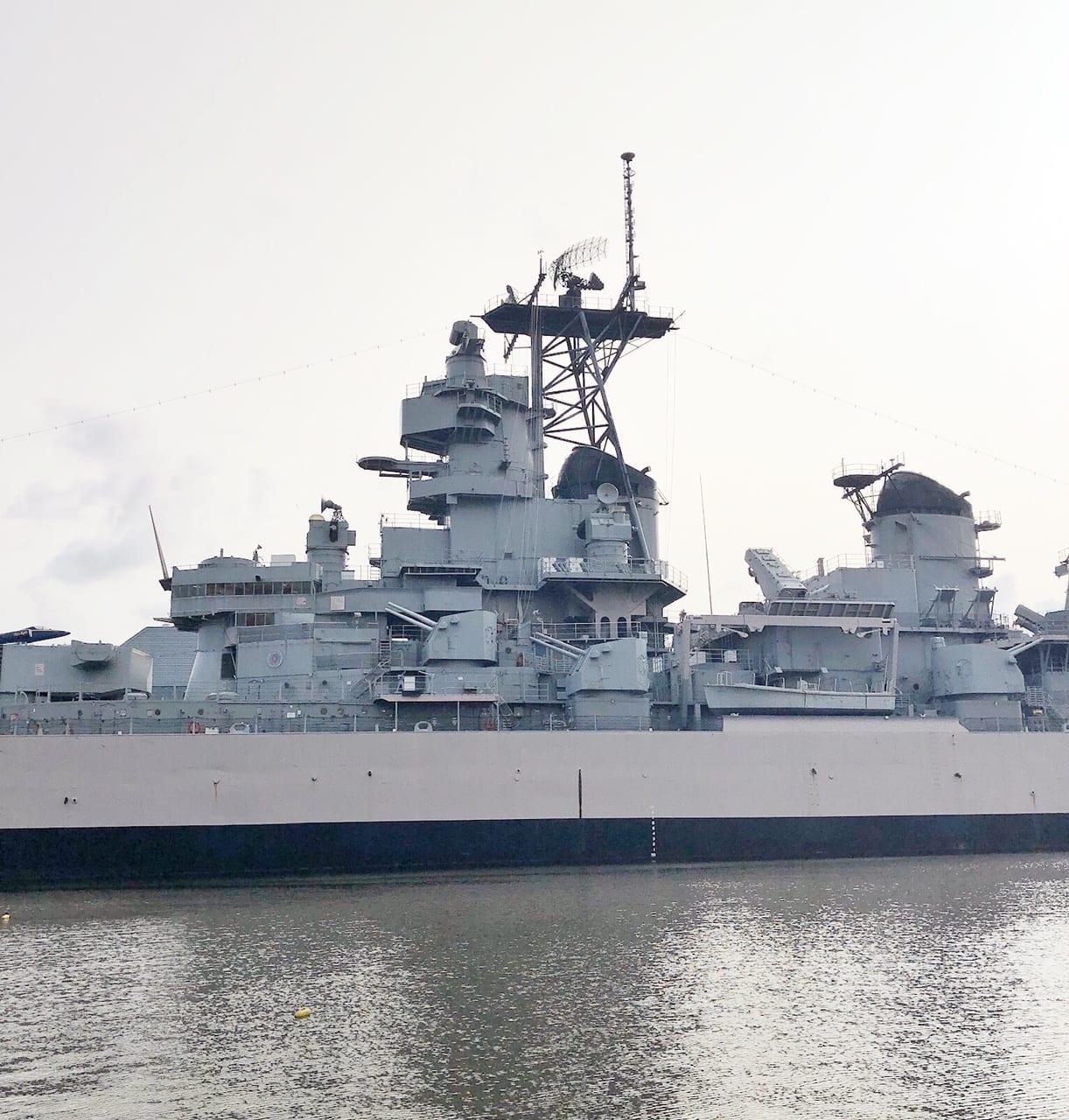 Virginia Battleship