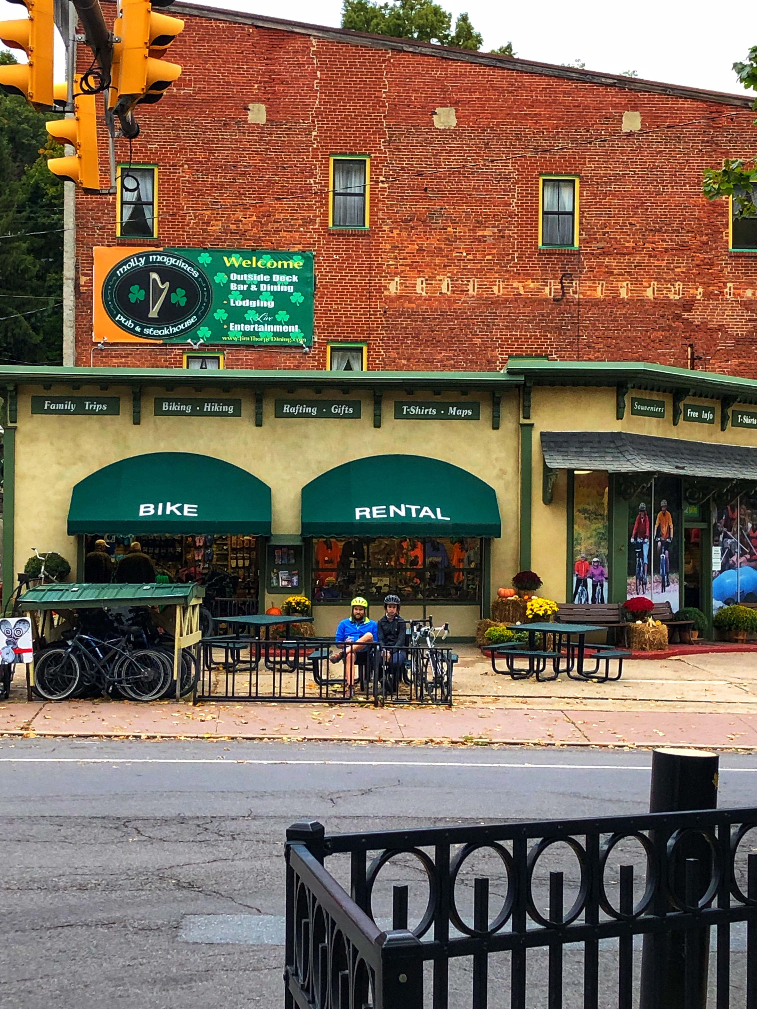 Bike Rental Jim Thorpe