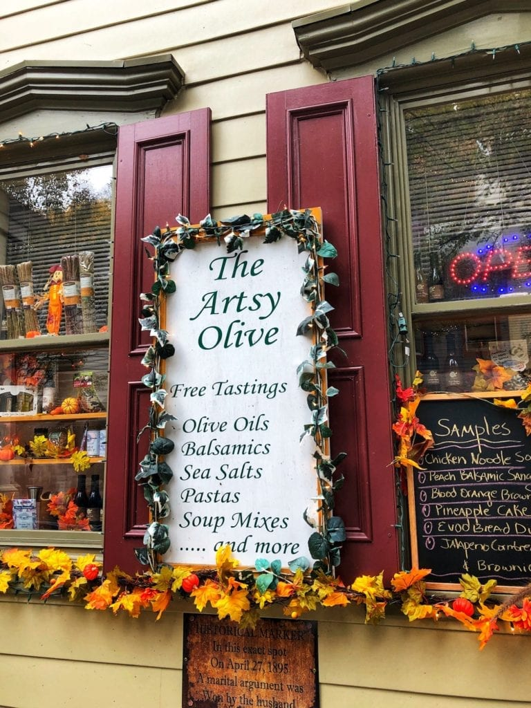 The Artsy Olive Store