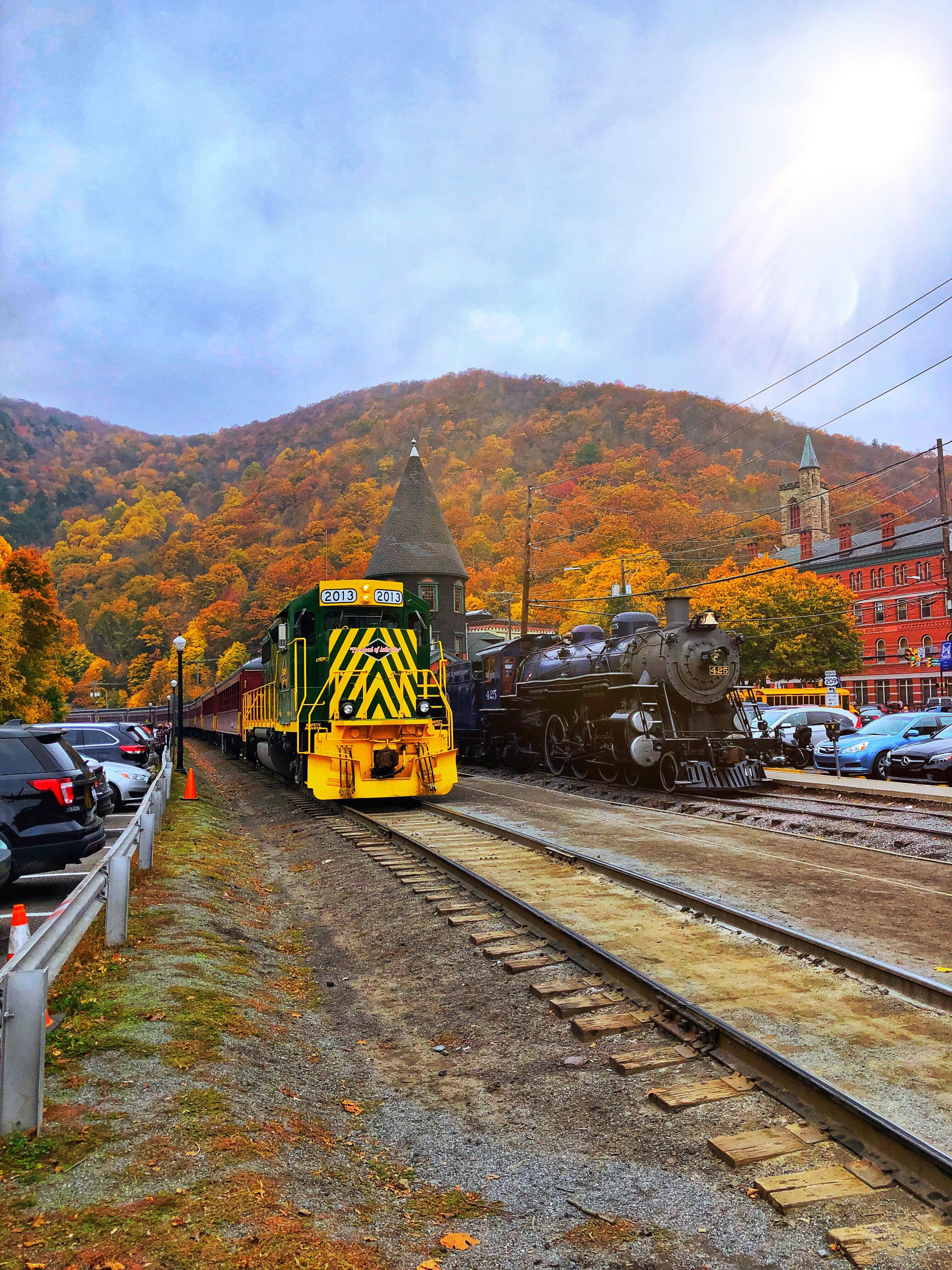 Train Jim Thorpe