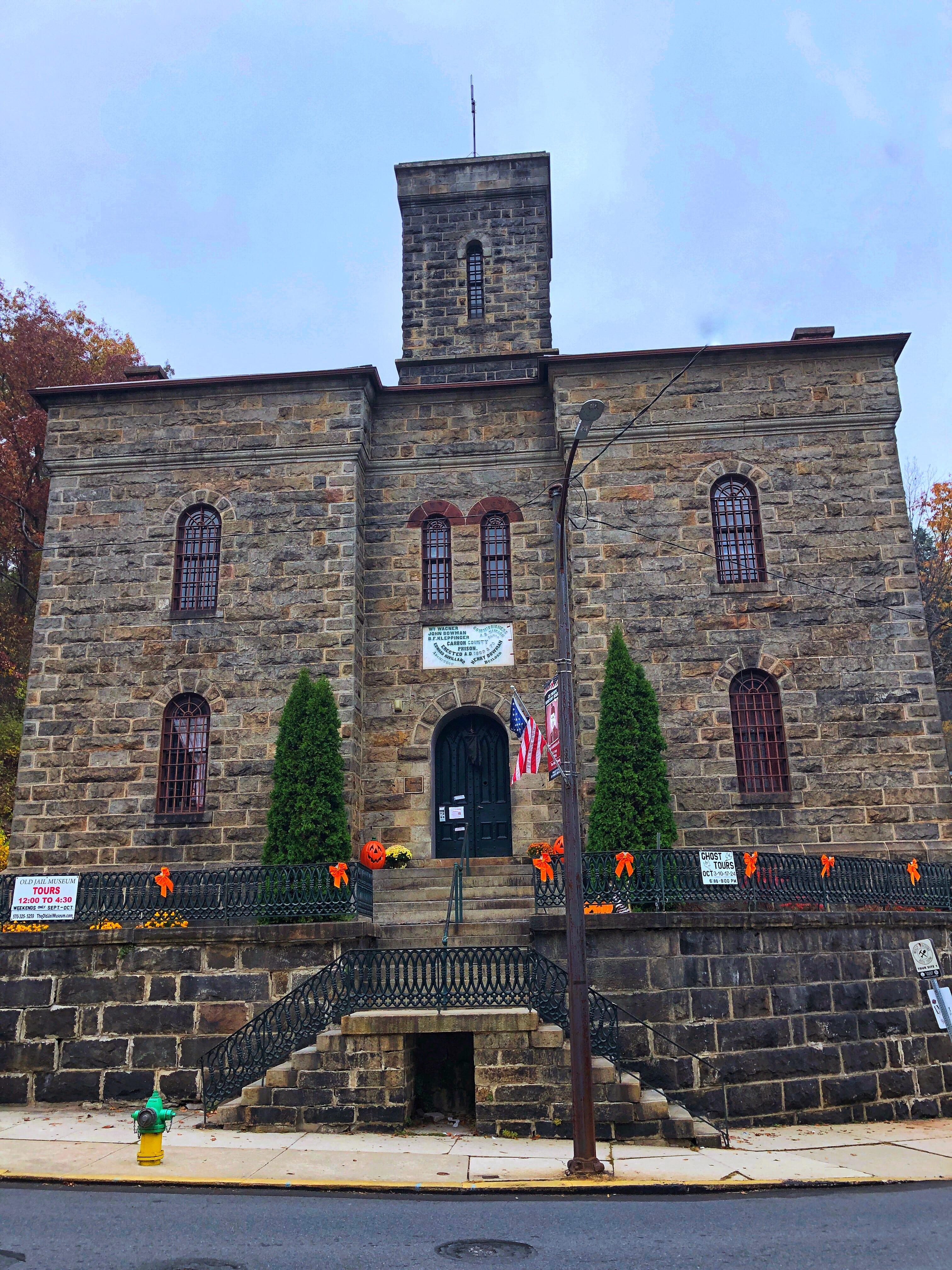 Old Jail Museum Jim Thorpe