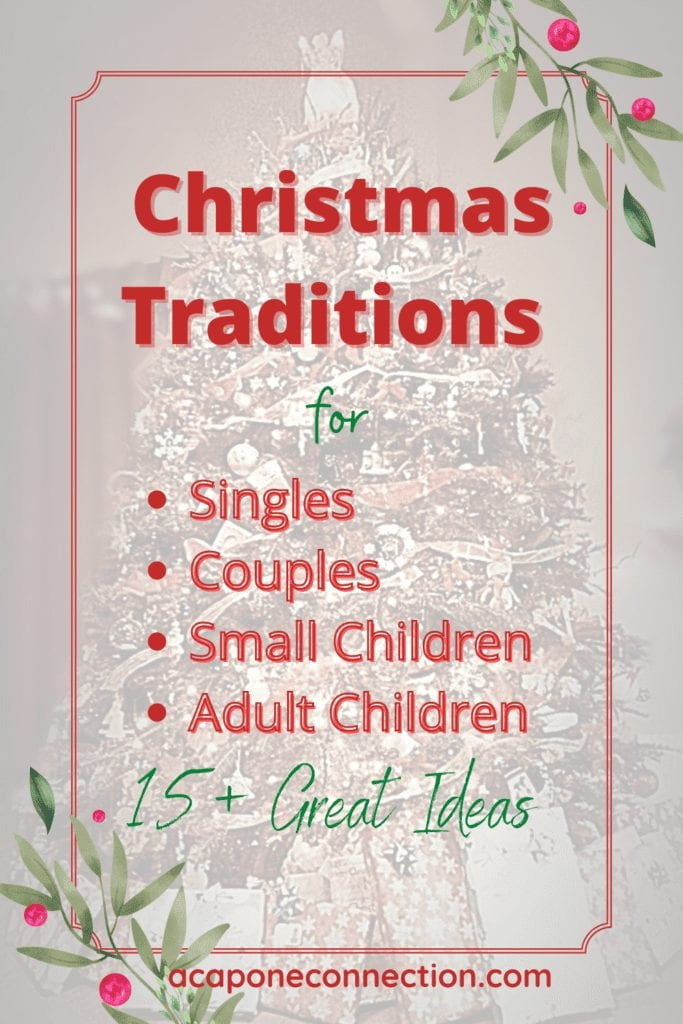 15+ Great Ideas for Christmas Traditions