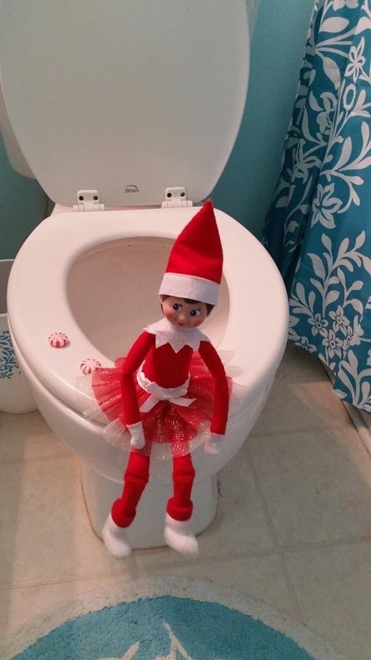 Elf on the Shelf Christmas Tradition