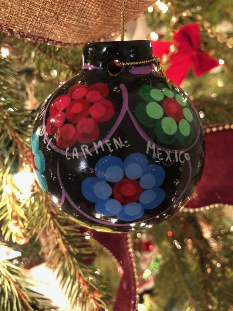 Mexico Ornament
