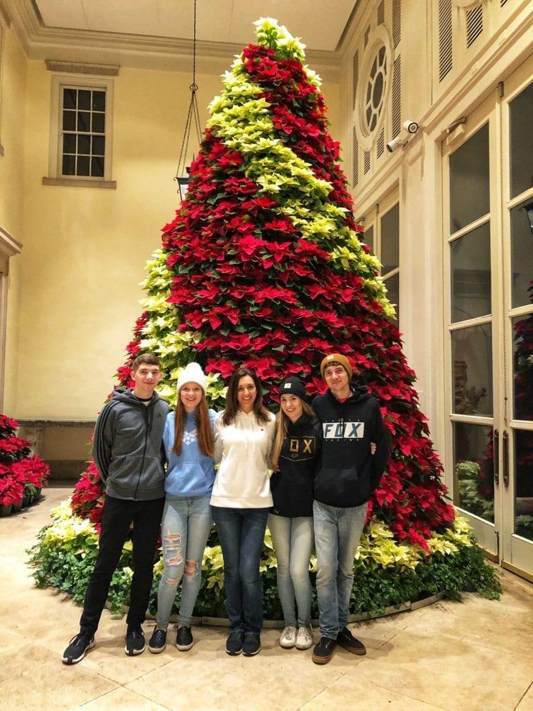 Christmas Tree Nashville Tennessee