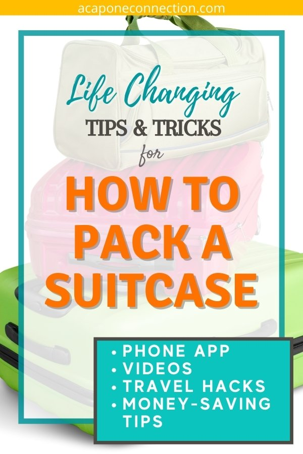 How to Pack a Suitcase that Saves You Money