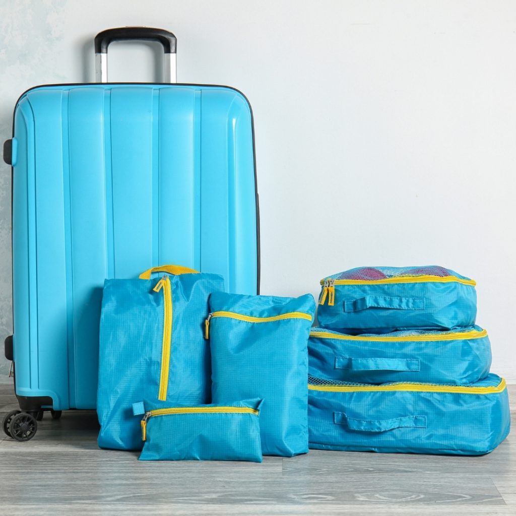 How to Pack a Suitcase that Saves You Money with Packing Cubes