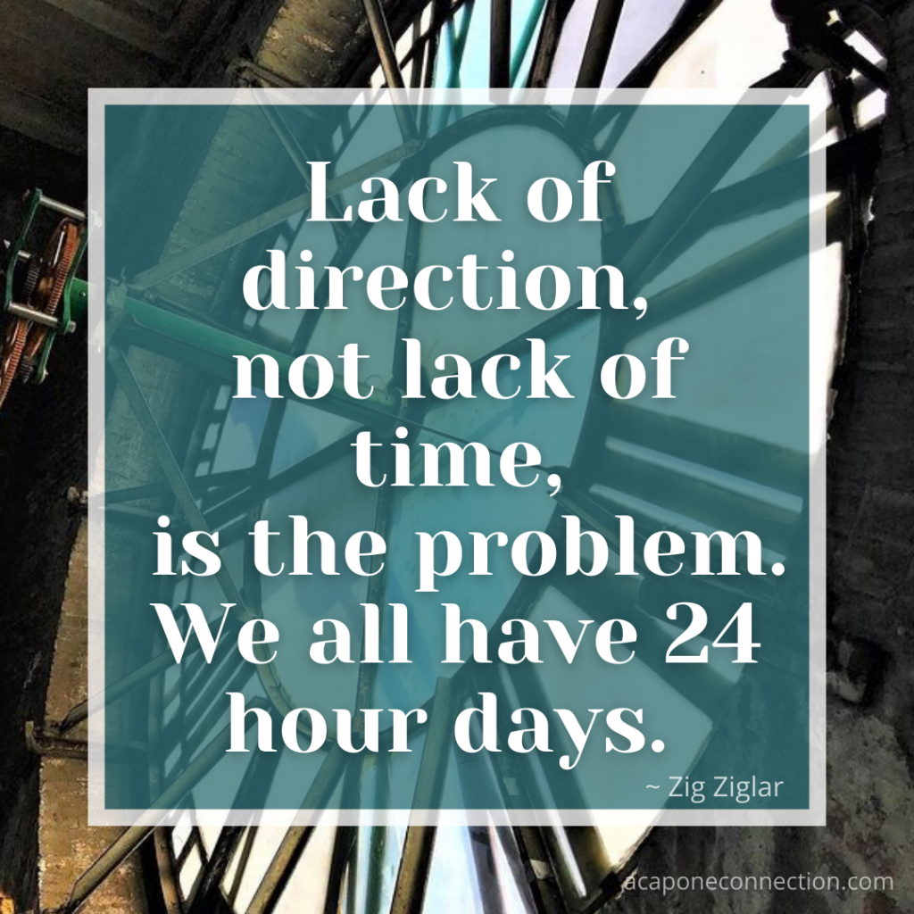 Inspirational Quote about time