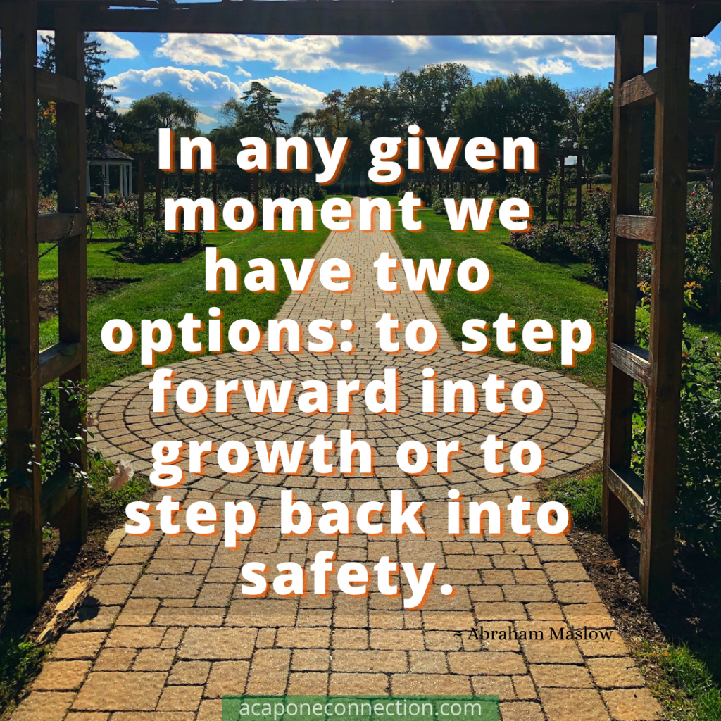 Inspirational Quote about growth