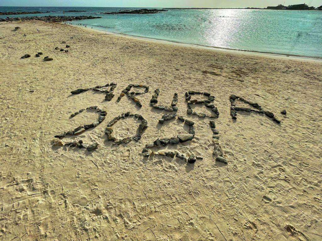 Baby Beach Aruba 2021