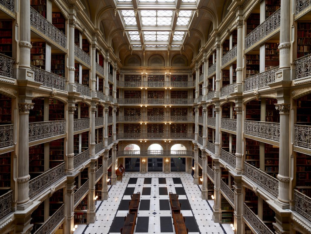 Baltimore Maryland Peabody Institute