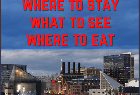 Baltimore Maryland