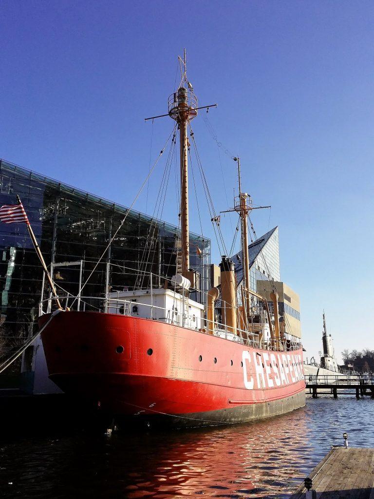 Baltimore Maryland Ship
