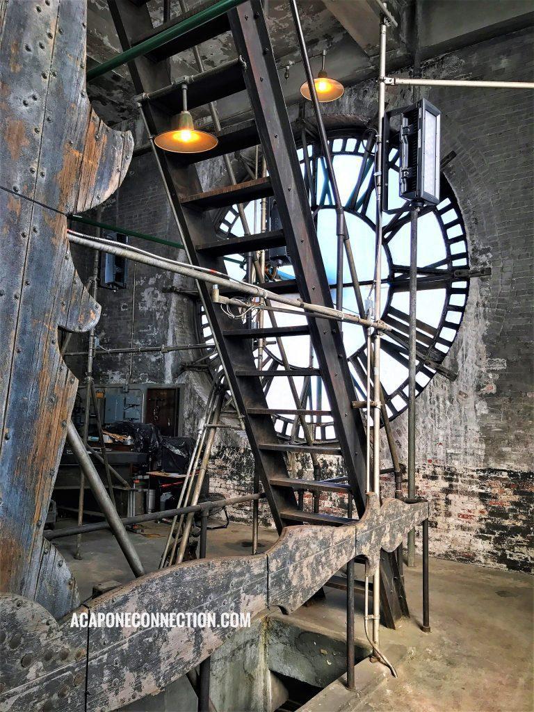 Clock Tower Interior Baltimore Maryland