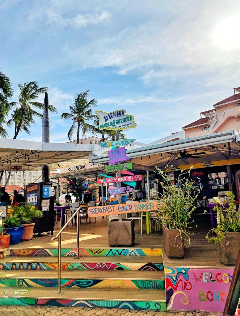 Dushi Restaurant in Aruba