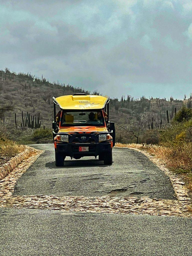 ABC Tour Land Rover