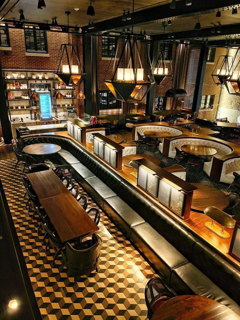 Pendry Hotel Interior Baltimore