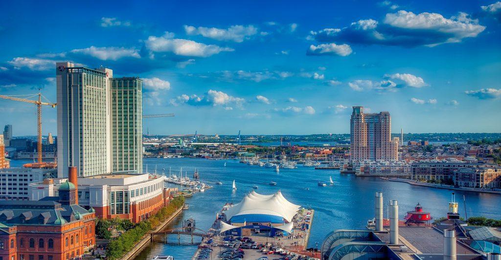 Baltimore Maryland Views