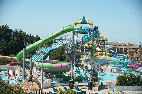 Splash Mountain Water Park Ocean City Maryland