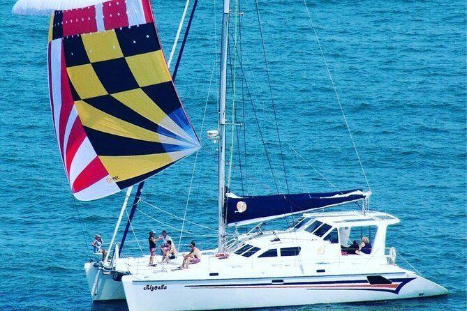 Sailboat Ocean City Maryland