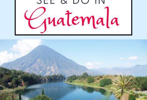 The Best of Guatemala Guide