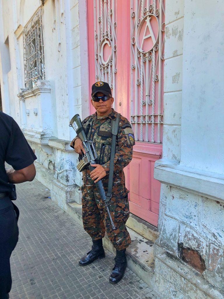 Guatemala Security