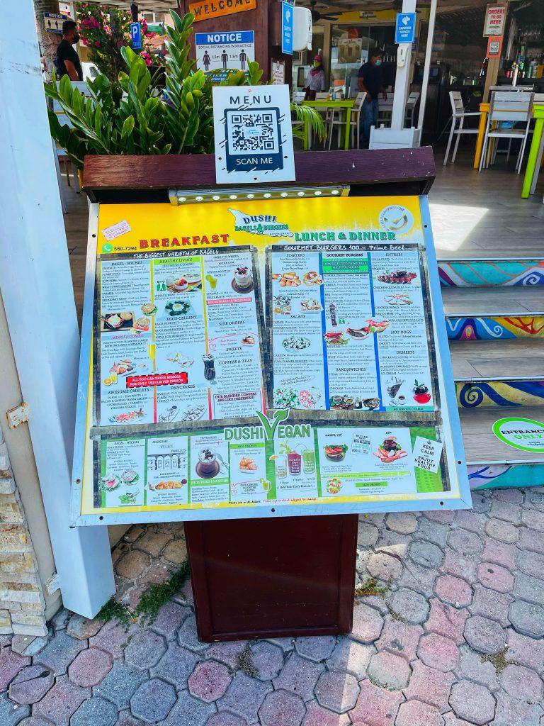Dushi Restaurant Aruba